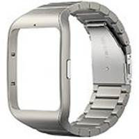 New! SONY SmartWatch 3 Wrist Band Metal Siver SWR510MS SWR510M-S With Tracking